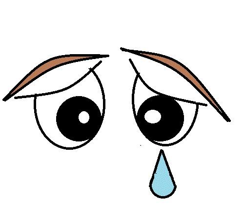 502x451 Sad Eyes Clipart 101 Clip Art