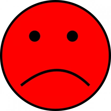 425x425 Sad Face Cartoon Clip Art Free Vector For Free Download About