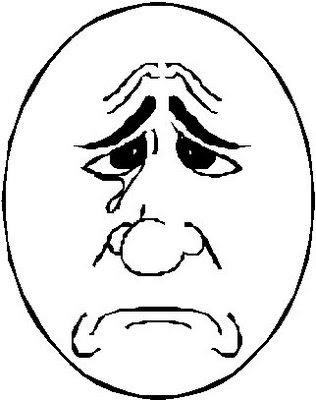 316x400 Cartoon Girl Face Sad Celebrity Booms