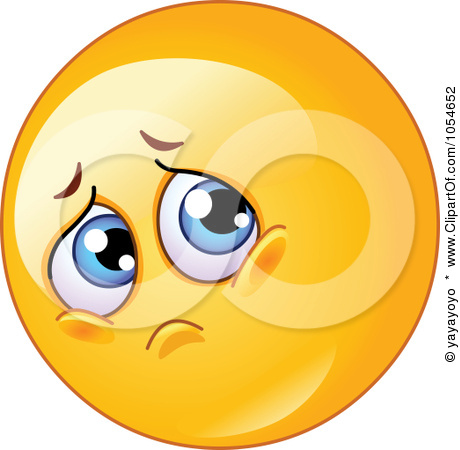 460x450 Frowny Face Clip Art