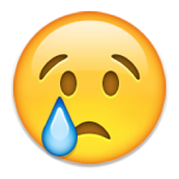 256x256 Crying Emoji Clipart, Explore Pictures