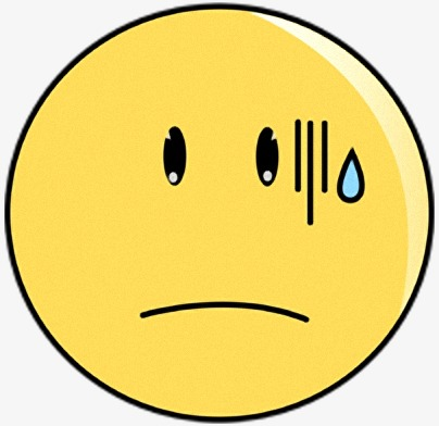 404x392 Sad Face, Crying Face, Disappointed, Tear Png Image For Free Download