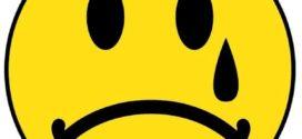272x125 Cry, Crying Face, Emoji, Sad, Sad Face, Tears, Teary Eye Icon