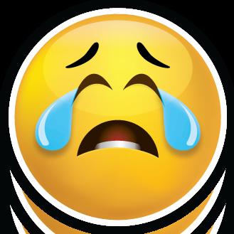 329x329 Sad Emoji Clipart