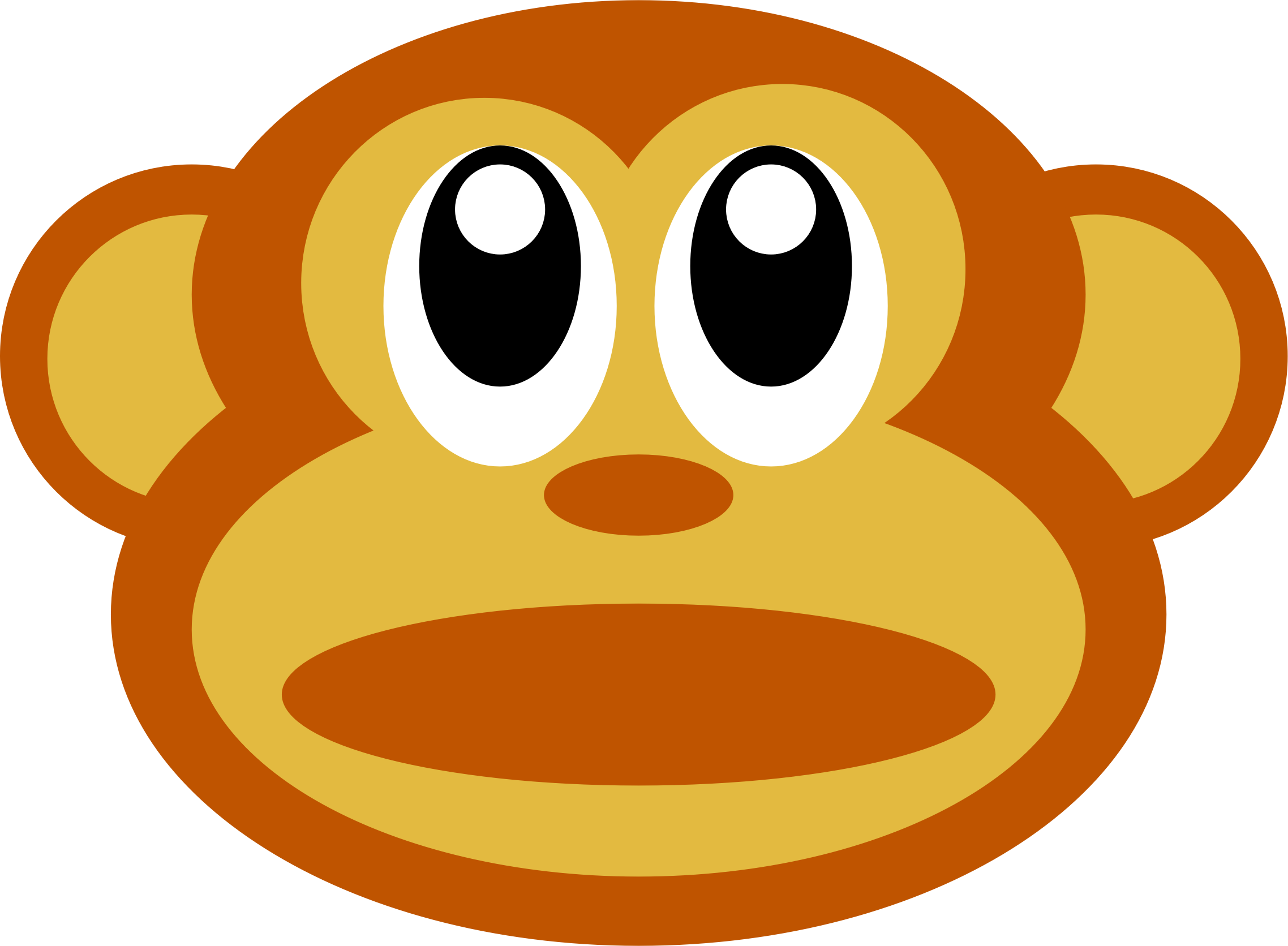 2276x1672 Monkey Sad Face Clip Art Fashion Ideas
