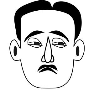 300x300 Sad Face Clipart, Cliparts Of Sad Face Free Download (Wmf, Eps
