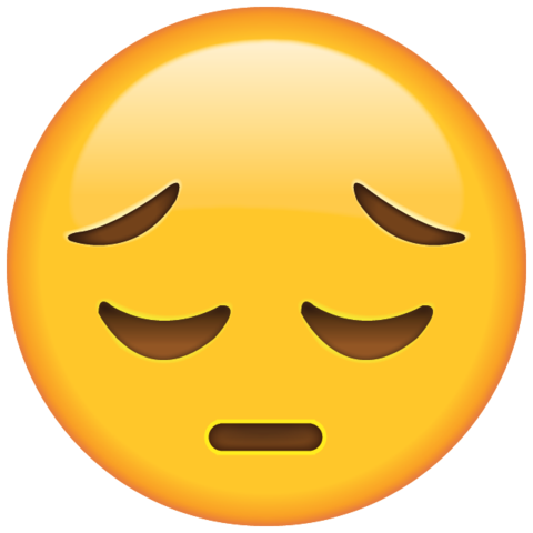 480x480 Download Sad Emoji Icon In Png Emoji Island
