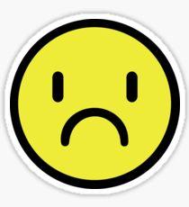 210x230 Sad Face Stickers Redbubble
