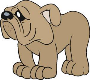 300x267 Sad Dog Clipart