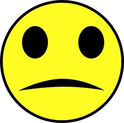 400x397 Top 10 Sad Face Clipart