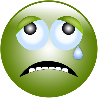 400x400 Sad Crying Face