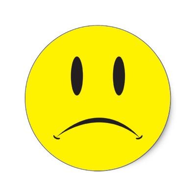 400x400 Sad Face Unhappy Face Clipart Kid