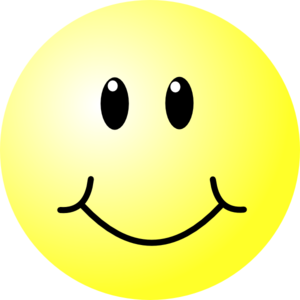 300x300 Free Smiley Face Clipart