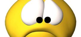 272x125 Smiley Face Sad Face Clip Art Clipart Collection On Pictures