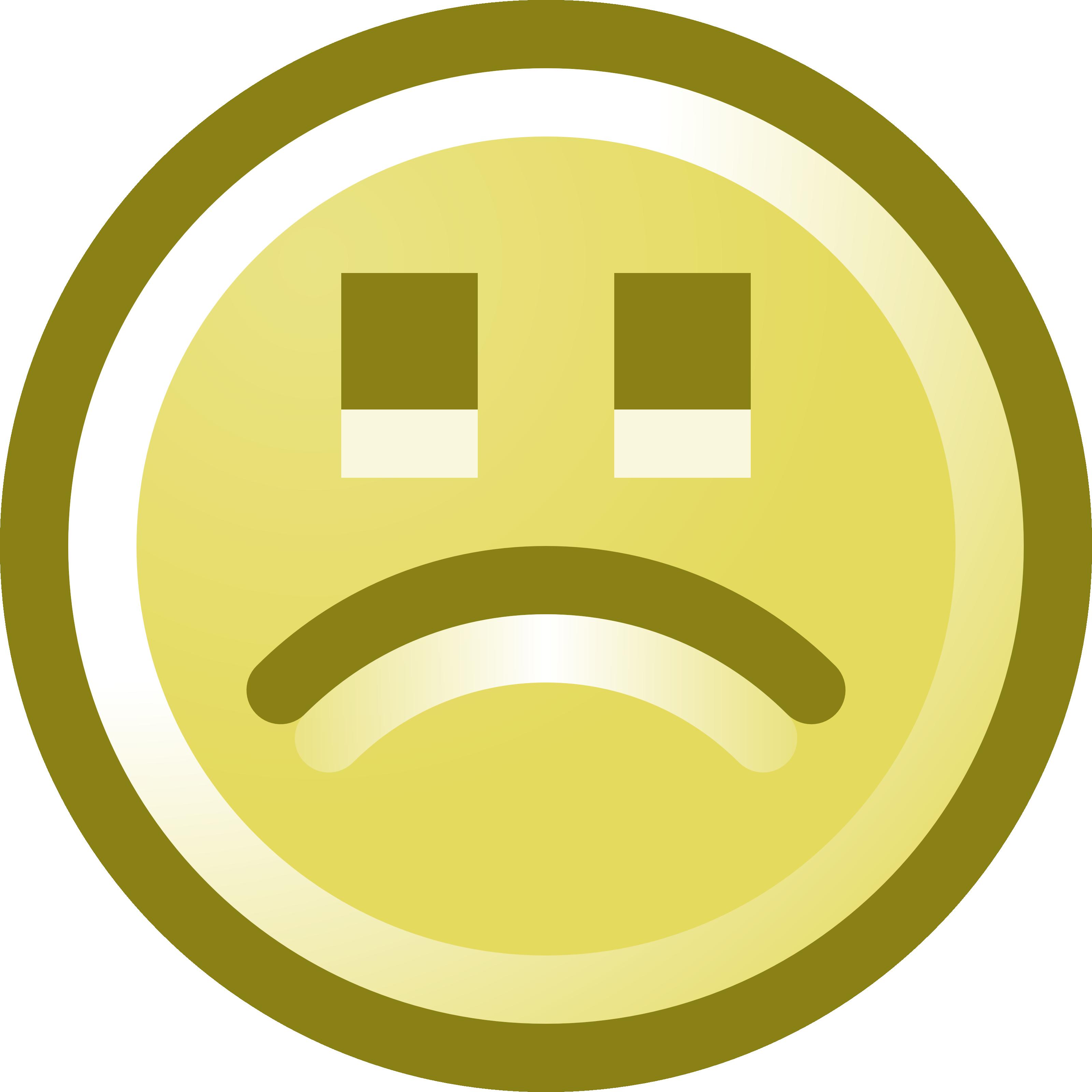 3200x3200 Unhappy Smiley Face Clip Art, Free Unhappy Smiley Face Clip Art