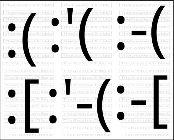 570x461 Sad Frown Emoticon Emoji Svg Png Jpg Vector Graphic Clip Art Sad