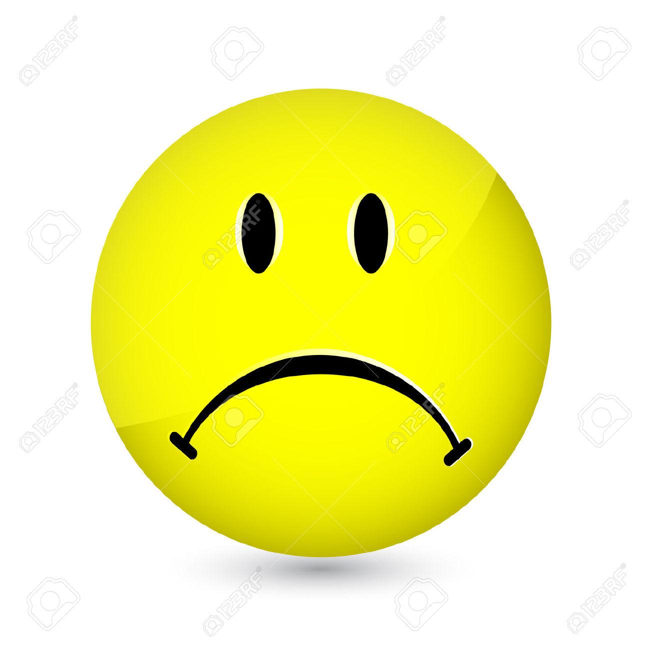 1300x1300 Sad Face Clipart