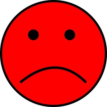 425x425 Sad Smiley Faces Clip Art Clipartfox 2