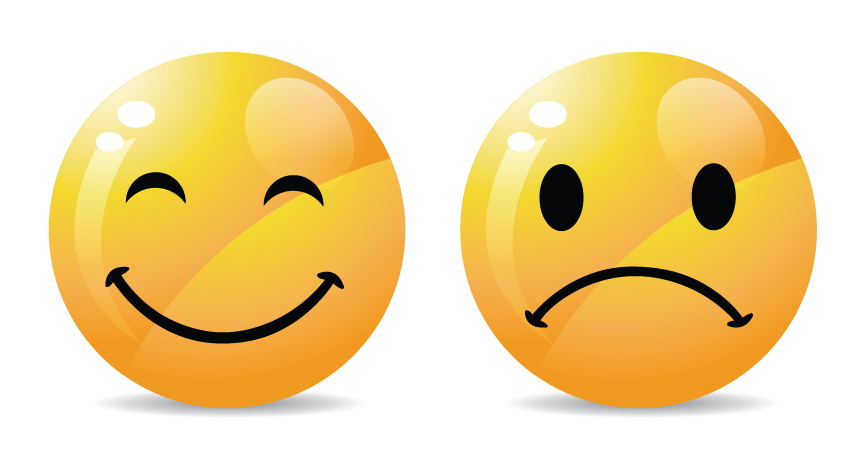 860x460 Sadness Clipart Sad Smiley
