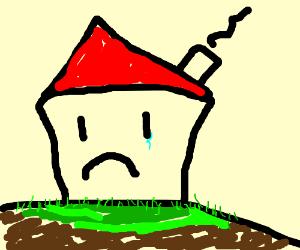 300x250 The Sad House