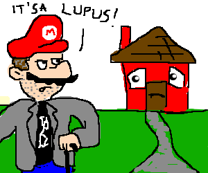 300x250 Dr. Mario Tells House, You'Ve Got Lupus.
