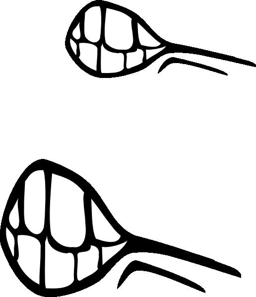 Sad Mouth Cliparts