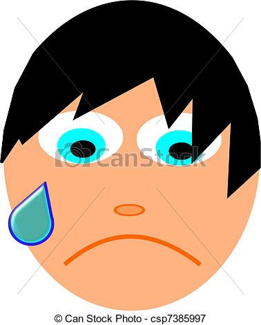 378x470 Frown Clipart
