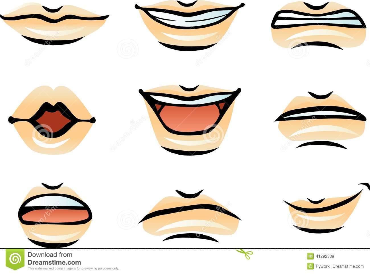 1300x962 Man Clipart Lip