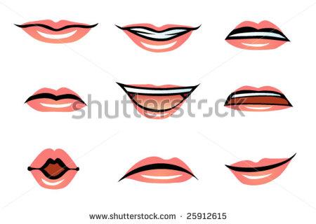 450x320 Sad Human Mouth Images