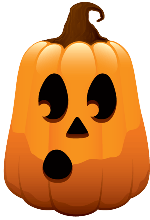 300x440 Pumpkin Face Cliparts 248017