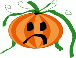 260x197 Sad Face Clipart Pumpkin