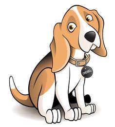 236x260 Beagle Clipart