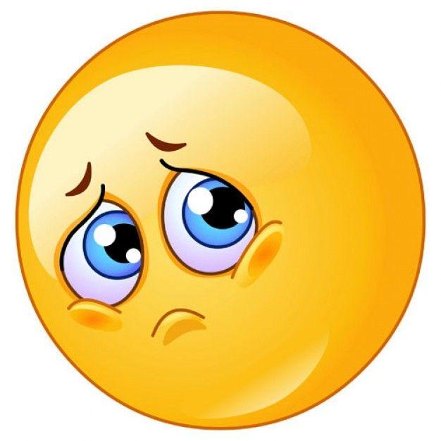 Sad Smiley Face Clipart