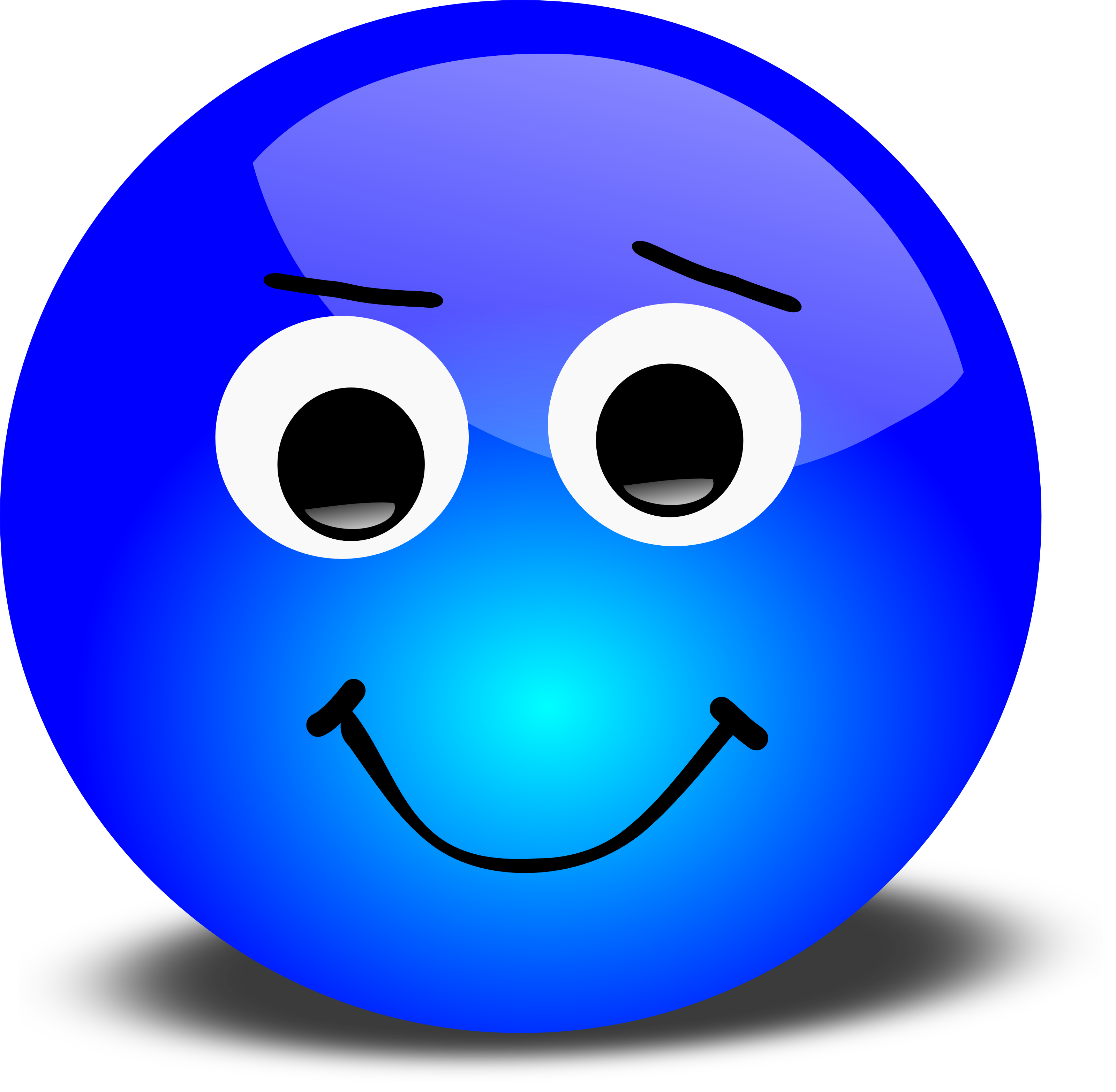3200x3134 Face Clipart Happy Sad