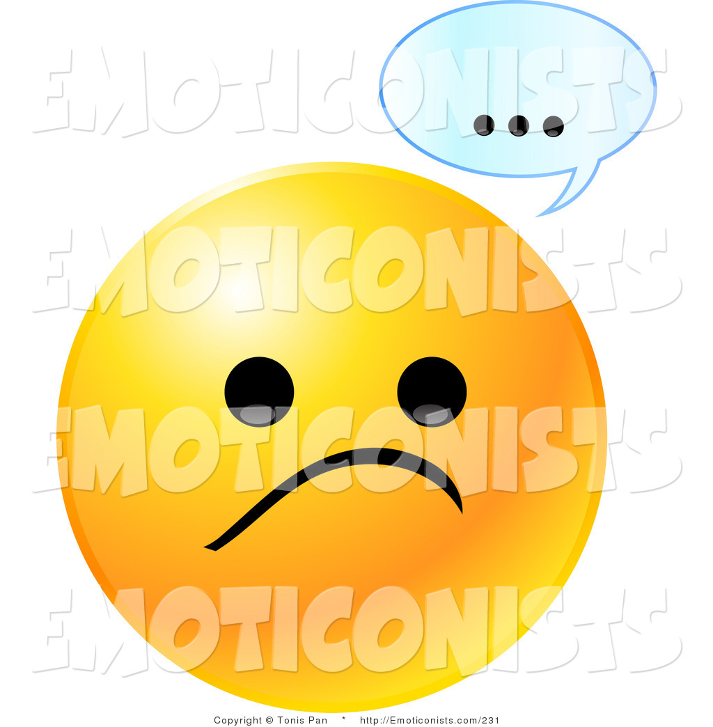 1024x1044 Small Sad Face Clip Art