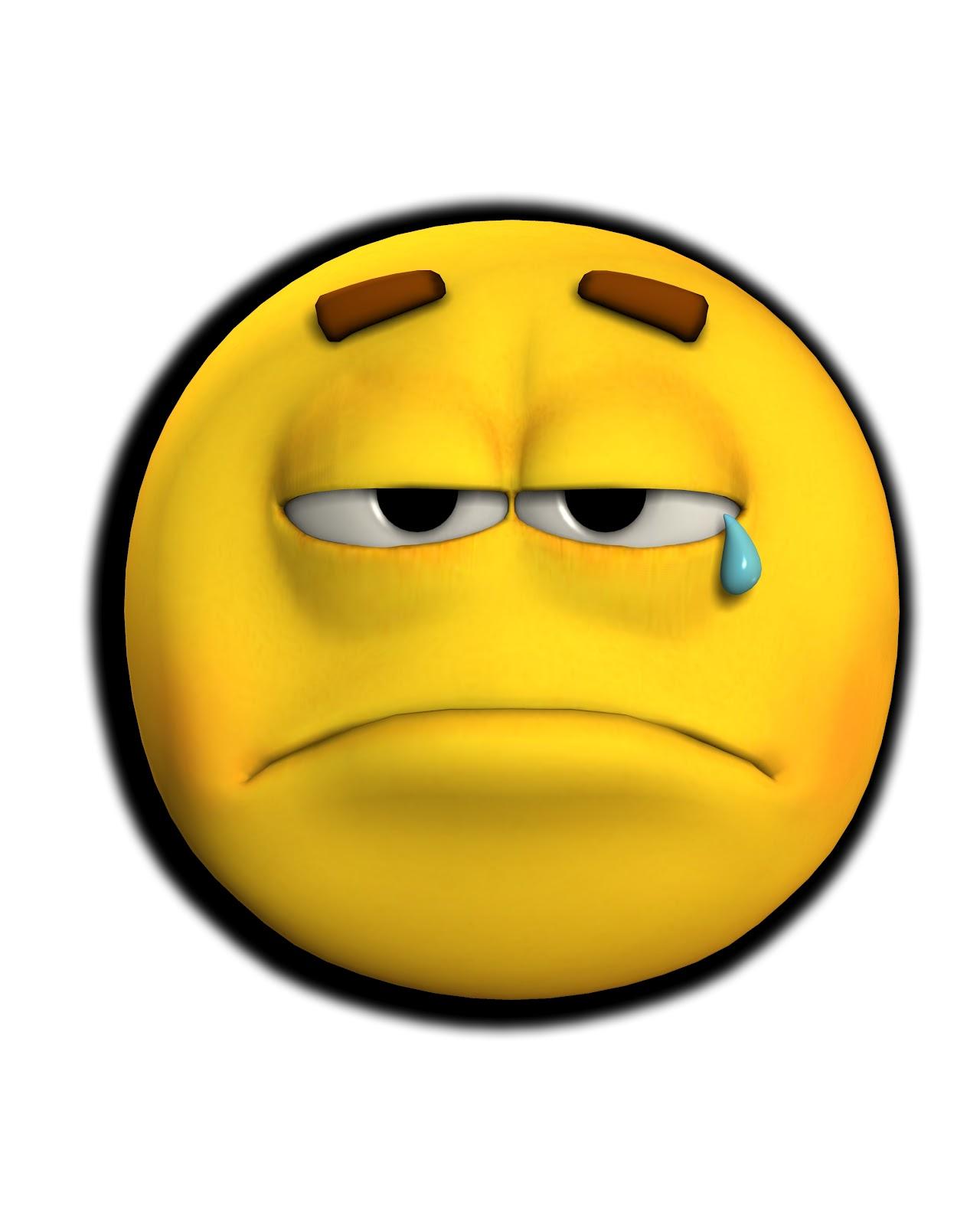 1280x1600 Animated Sad Faces Clipart