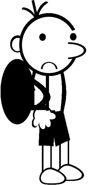 300x592 Boy Clipart Sad