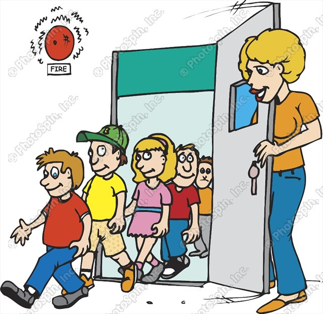 640x621 Office Safety Clipart