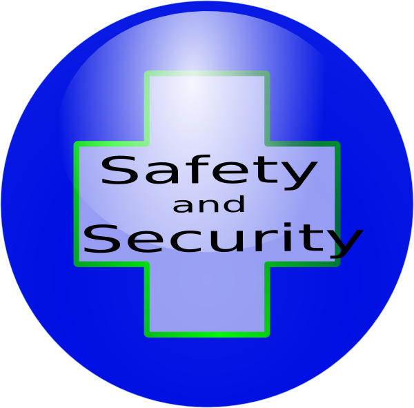 600x591 Safety Clip Art