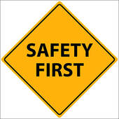 170x170 Stock Illustration Of Safety First Illustration K3545398