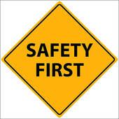 170x170 Stock Illustration Of Safety First Illustration K3545398