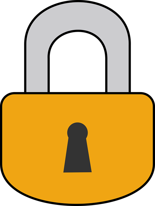 541x720 Lock Clipart Safety And Security
