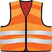 170x170 Safety Vest Clip Art