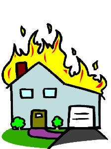 224x299 Fire Safety Clipart