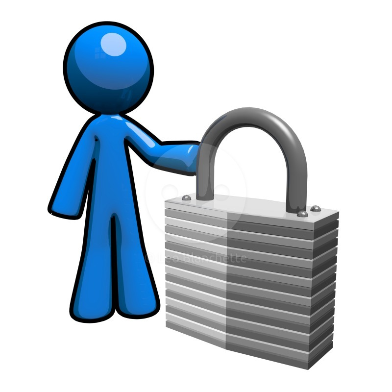 800x800 Clipart Computer Security