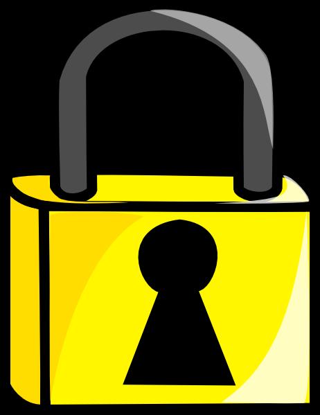 462x599 Clip Art Safety Locks Clipart
