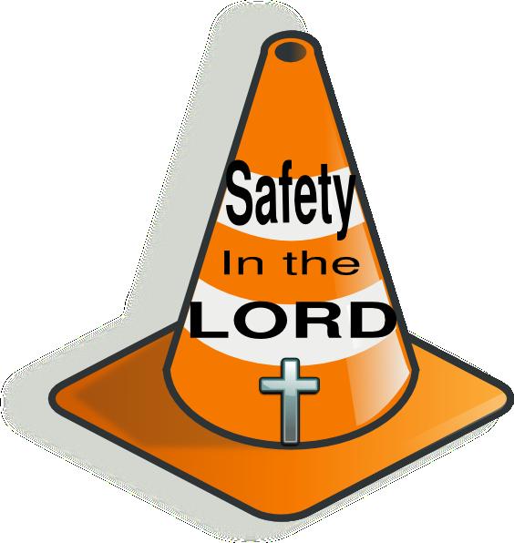 564x596 Cross Safety Clip Art