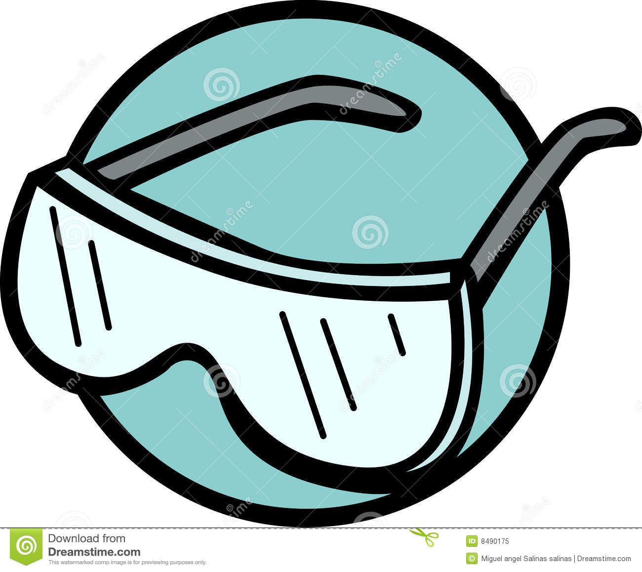 1300x1158 Goggles Clipart Science