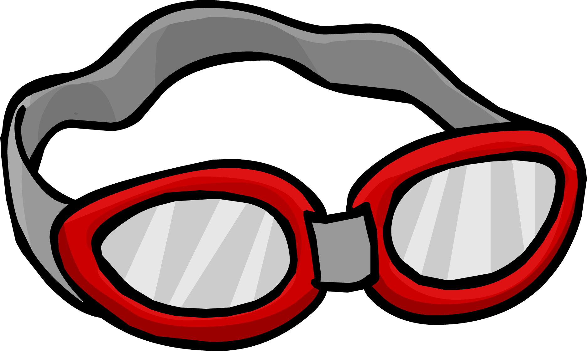 1873x1122 Pool Clipart Goggles