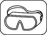 157x119 Free Goggles Clipart